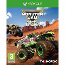 Monster Jam Steel Titans [Xbox One]