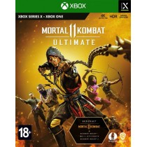 Mortal Kombat 11 Ultimate [Xbox One, Series X]