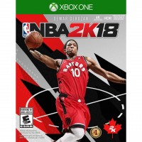 NBA 2K18 - Limited Edition [Xbox One]