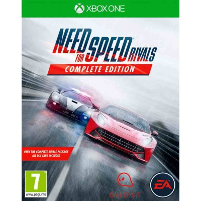 Need for Speed Rivals - Complete Edition [Xbox One, русская документация]