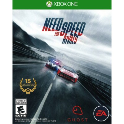 Need for Speed Rivals [XBOX One, английская версия]