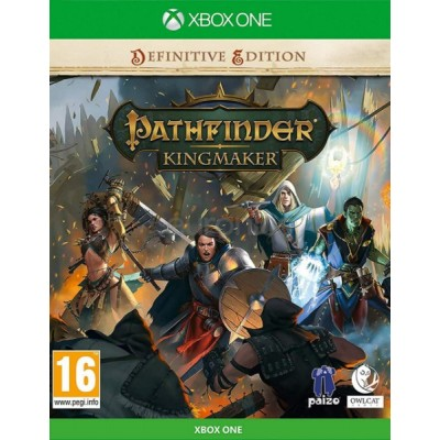 Pathfinger Kingmaker - Definitive Edition [Xbox One, русская версия]