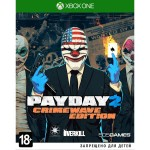 Payday 2 - Crimewave Edition [Xbox One]