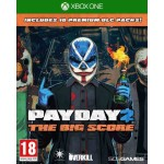 Payday 2 - The Big Score [Xbox One]