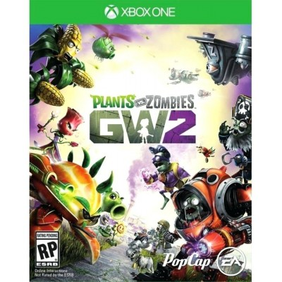 Plants vs. Zombies Garden Warfare 2 [Xbox One, английская версия]