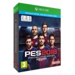 Pro Evolution Soccer (PES) 2018 - Legendary Edition [Xbox One]