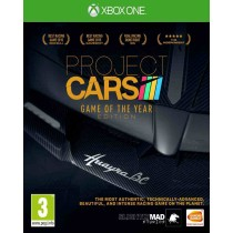 Project Cars - Game of the Year Edition [Xbox One]