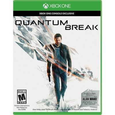 Quantum Break [XBOX One, русская версия]