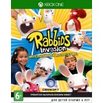 Rabbids Invasion (только для MS Kinect) [Xbox One]