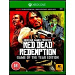Red Dead Redemption Game of the Year Edition [Xbox One, Xbox 360]