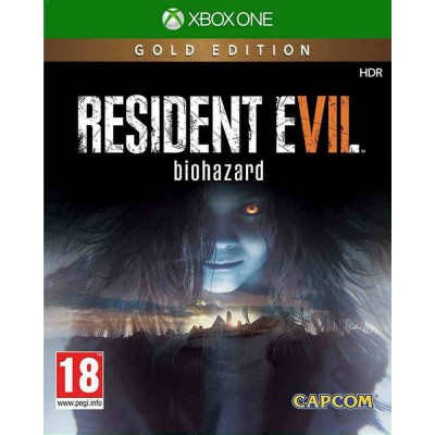 Resident Evil 7 Biohazard - Gold Edition [Xbox One, русские субтитры]