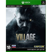 Resident Evil Village [Xbox One, Series X]