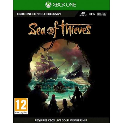 Sea of Thieves [Xbox One, русская версия]