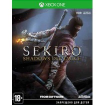 Sekiro Shadows Die Twice [Xbox One]