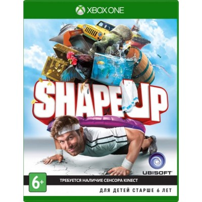 Shape Up [XBOX One, русские субтитры]