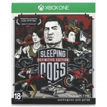 Sleeping Dogs - Definitive Edition [Xbox One]