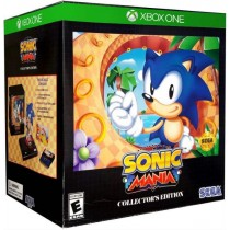Sonic Mania - Collectors Edition [Xbox One]