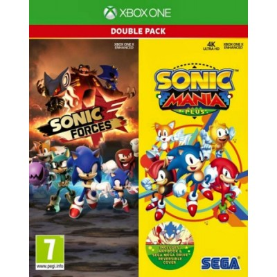 Sonic Mania + Sonic Forces Double Pack [Xbox One, английская версия]