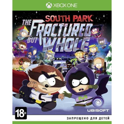South Park The Fractured but Whole [Xbox One, русские субтитры]