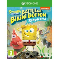 SpongeBob SquarePants Battle For Bikini Bottom – Rehydrated [Xbox One]