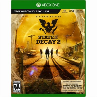 State of Decay 2 Ultimate Edition [Xbox One, русские субтитры]