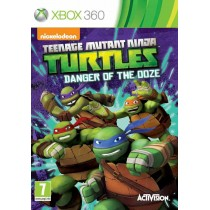 Teenage Mutant Ninja Turtles Danger of the OOZE [Xbox 360]