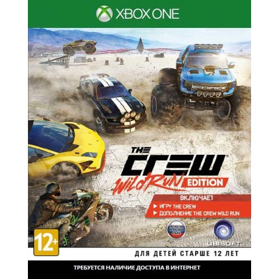 The Crew - Wild Run Edition [Xbox One, русская версия]