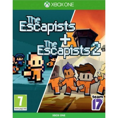 The Escapists - Double Pack [Xbox One, русские субтитры]
