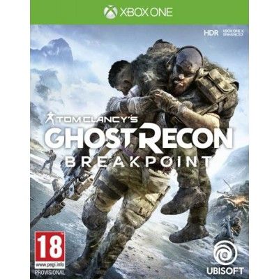 Tom Clancys Ghost Recon Breakpoint [Xbox One, русская версия]