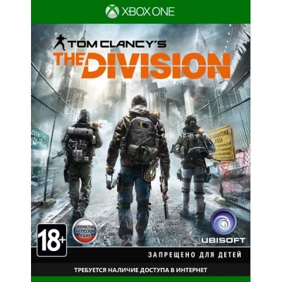 Tom Clancys The Division - Стандартное издание [Xbox One, русская версия]