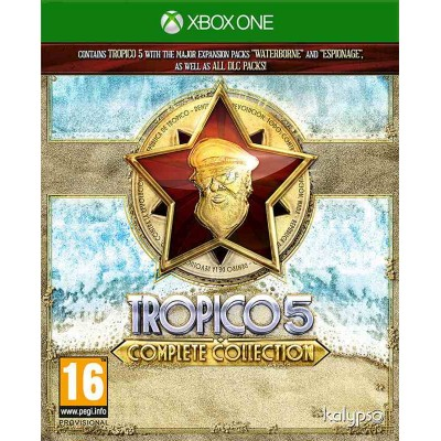 Tropico 5 (Тропико 5) - Complete Collection [Xbox One, русская версия]