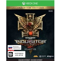 Warhammer 40000 Inquisitor Martyr - Imperium Edition [Xbox One]