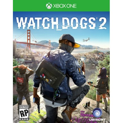 Watch Dogs 2 [Xbox One, русская версия]