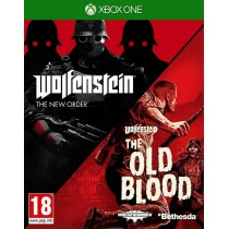 "Wolfenstein ""The New Order"" + ""The Old Blood - Double Pack"" [Xbox One]"
