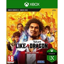Yakuza Like a Dragon Day Ichi Edition [Xbox One, Series X]