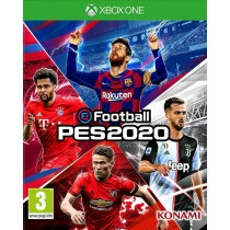 PES 2020 Pro Evolution Soccer (eFootball) [Xbox One]