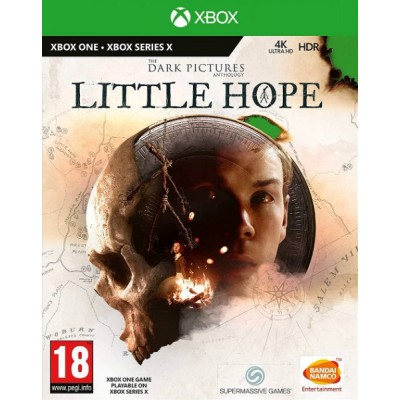 The Dark Pictures Little Hope [Xbox One, Series X, русская версия]