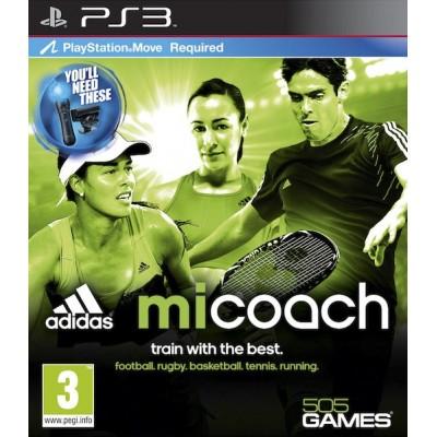 Adidas MiCoach [PS3, английская версия]