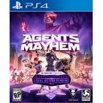 Agents of Mayhem - Издание первого дня [PS4]