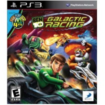Ben 10 Galactic Racing [PS3]