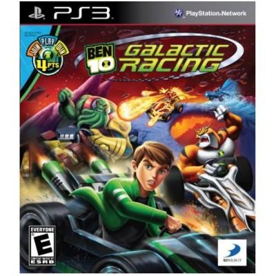 Ben 10 Galactic Racing [PS3, английская версия]