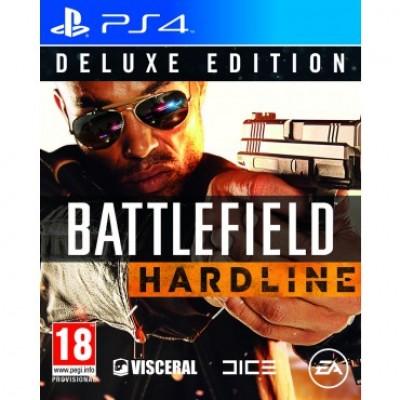 Battlefield: Hardline Deluxe Edition [PS4, русская версия]