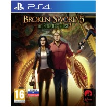 Broken Sword 5 - The Serpents Curse [PS4]