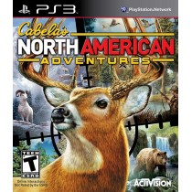 Cabelas North American Adventures [PS3]