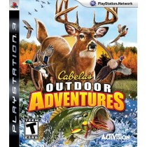 Cabelas Outdoor Adventures [PS3]