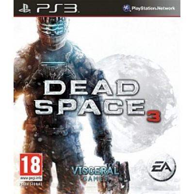 Dead Space 3 [PS3, русская версия]