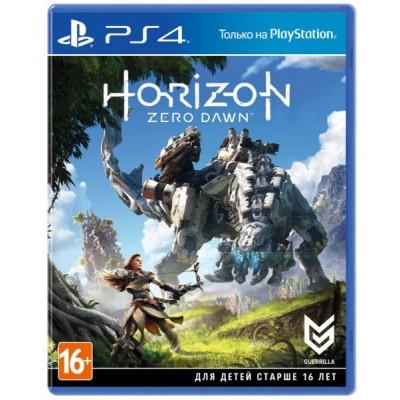 Horizon Zero Dawn [PS4, русская версия]