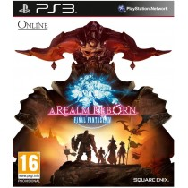 Final Fantasy XIV: A Realm Reborn [PS3]