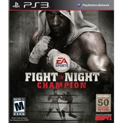 Fight Night Champion [PS3, английская версия]