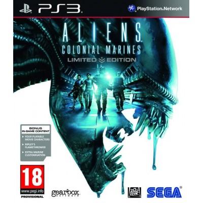 Alien Colonial Marines [PS3, русская версия]